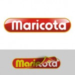 Redesenho do logotipo Maricota